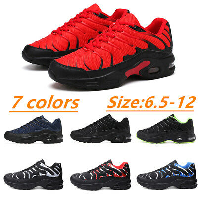 $33.99 • Buy Men's Air Cushion Sneakers Fashion Athletic Outdoor Casual Sports Running Shoes