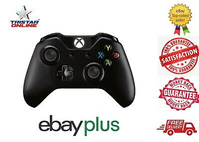 AU69 • Buy Microsoft Xbox One Wireless Controller Original Joystick 3.5mm Jack Black Au Stk