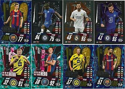 Match Attax 2020/21 Choose Your Hat-trick Hero/100 Hundred Club/limited Edition • 1.45£