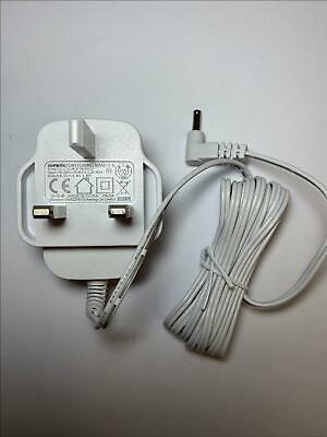 £13.99 • Buy White 6V 500mA AC-DC Adaptor Charger For Motorola MBP481 Video Baby Monitor