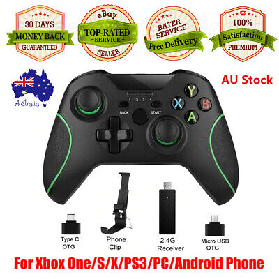 AU64.90 • Buy AU Wireless Controller For Xbox One X/S Game Gamepad Joystick PC Android Phone