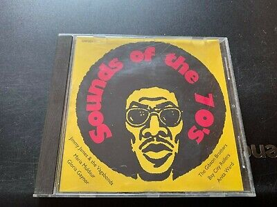 SOUNDS OF THE 70'S-various/24 Trax/vg Con Cd/199? • 1£