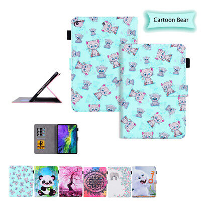 Tablet Case Cover For Amazon Fire HD8 Plus 2020 HD10 2019 2017 Magnetic Leather • 9.08£
