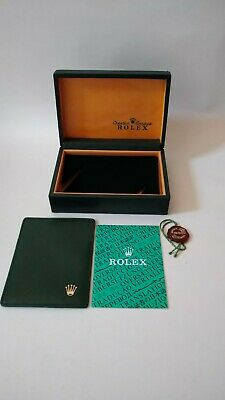 $ CDN145 • Buy GENUINE ROLEX  Watch Box Case 68.00.2/914809002