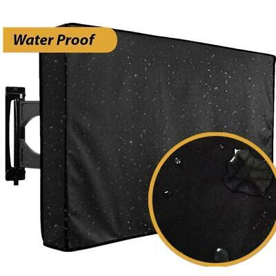 Waterproof TV Cover Television Protector For 22'' To 65'' Smart TV LCD LED HDTV • 24.99£