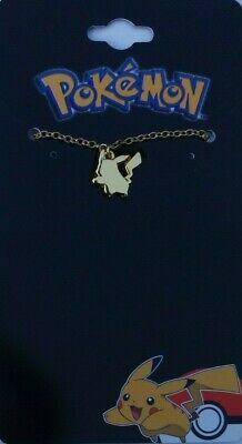 Official Pokemon Pikachu Pendant Necklace Brand New! • 8.95£