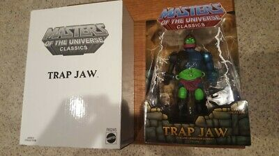 $175 • Buy Masters Of The Universe Classics MOTUC Trap Jaw With Mailer Rare New Unopened