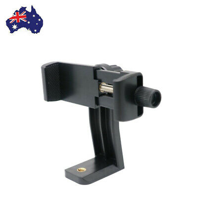 AU10.99 • Buy Tripod Mount Adapter Stand Clip Bracket Holder Monopod For Camera Mobile Phone