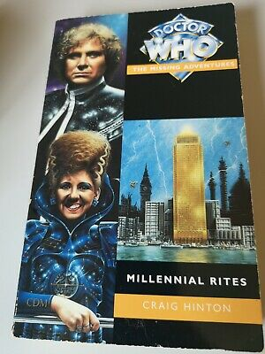 Doctor Who The Missing Adventures Millenial Rites Paper Back  • 2.60£