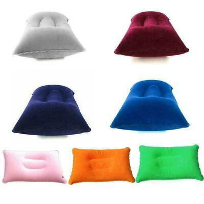 AU14.08 • Buy Travel Outdoor Air Pillow Beach Inflatable Cushion Camping Car Head Rest Hiking