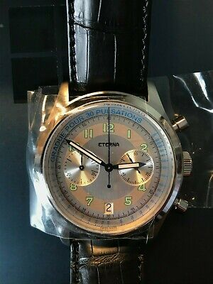 Eterna Heritage Pulsometer Limited Edition 1942 • 950£