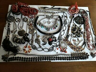 Vintage Modern Jewellery Joblot Bundle Collection 15 • 2.76£