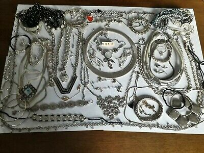 Vintage Modern Jewellery Joblot Bundle Collection 20 • 0.99£