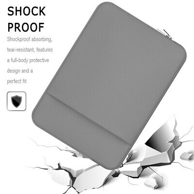 Waterproof Sleeve Bags Notebook Cover Laptop Case For MacBook HP Dell Lenovo • 6.52£