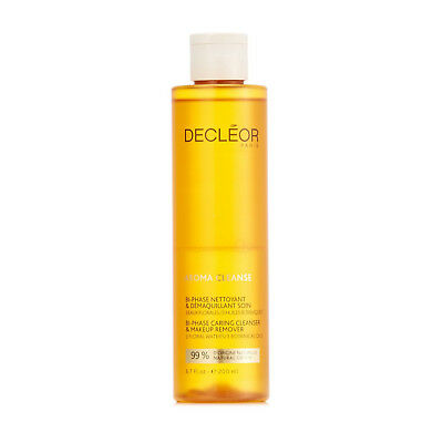 Decleor Aroma Cleanse Bi-Phase Caring Cleanser & MakeUp Remover 200ml NEW • 16.95£