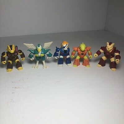 $6.50 • Buy He Man Action Figures Lot Of 5 86' And 87' Hasbro MOTU Masters Of The Universe