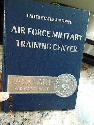 $24.99 • Buy USAF Lackland Air Force Base Military Training Center Yearbook Flight 377 1970s?