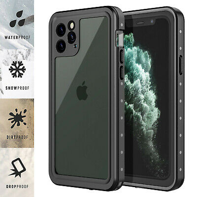 AU24.99 • Buy For IPhone 12 11 Pro Max XS XR 8 7 6 Waterproof Shockproof Screen Protector Case