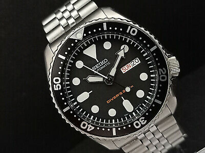 $ CDN135.12 • Buy Seiko Scuba Diver 7s26-0020 Skx007k2 Automatic Mens Watch 045447