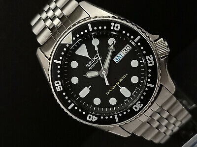 $ CDN131.82 • Buy Seiko Scuba Diver 7s26-0030 Skx013k2 Automatic Watch 275292