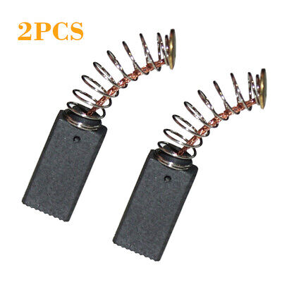 £2.19 • Buy 2pc Carbon Brushes Kit For Bosch Drill 5x8 CSB 650-2 RE / CSB 650-2 RET Coal