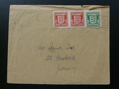 Guernsey Wartime Occupation Cover • 0.99£