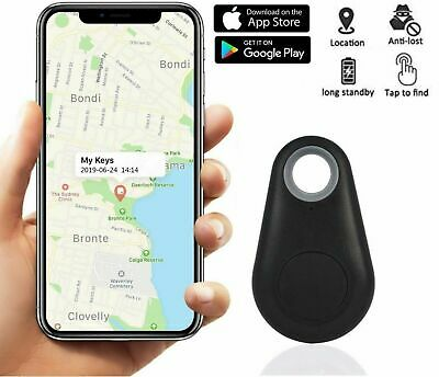 Mini GPS Tracker Wireless Key Finder Alarm Wallet Car Pet Child GPS Locator Tag • 5.50£