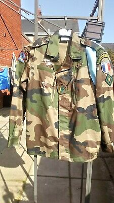 French Foreign Legion 2rep Para F2 Cce Combat Jacket Size 112/44  • 40£