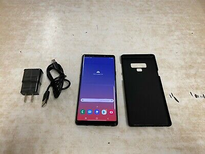 $ CDN68 • Buy Samsung Galaxy Note 9 SM-N960 - 128GB - Midnight Black (Unlocked) (Single SIM)