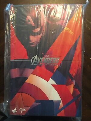 $ CDN380.85 • Buy Hot Toys Avengers Age Of Ultron- Captain America Action Figure  MMS281
