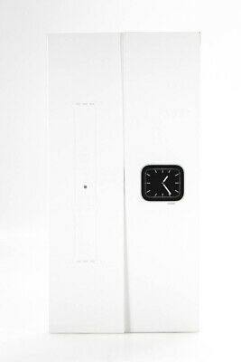 $ CDN263.63 • Buy Apple Series 2 Silver Aluminum Case 40mm Stainless Steel Pin Sport Band Watch