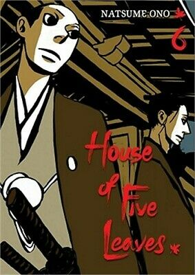 House Of Five Leaves, Volume 6 (Paperback Or Softback) • 10.41£