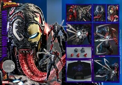 $ CDN213.79 • Buy Hot Toys AC04 Spider-man 1/6th Scale Venomized Iron Man Figure Model Collectible