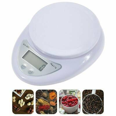 1kg/5kg Kitchen Digital Scales LCD Electronic Cooking Food Measuring Bowl Scale • 7.89£