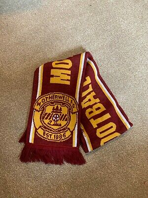 Motherwell FC Scarf • 6.99£