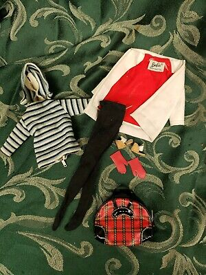 $ CDN18.73 • Buy Barbie #975 VINTAGE Complete WINTER HOLIDAY Outfit