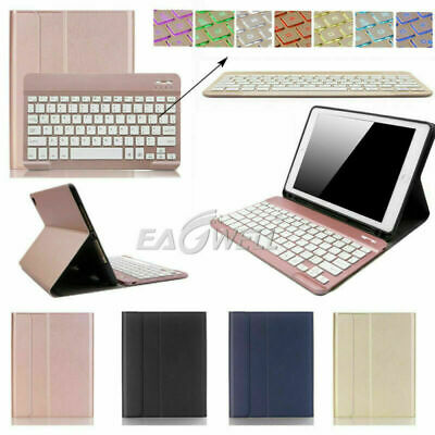 AU49.99 • Buy For IPad 5th 6th Genration Air Pro 9.7 10.5  Bluetooth Keyboard Stand Case Cover