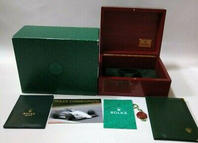 $ CDN263.64 • Buy GENUINE ROLEX Daytona  Watch Box Case 81.00.09 Booklet/9192505102