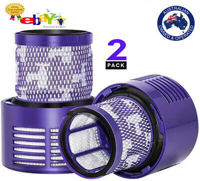 AU17.90 • Buy DYSON Filter For V10 Series Vacuum Cyclone Absolute Animal SV12 Total 1-2 PACK