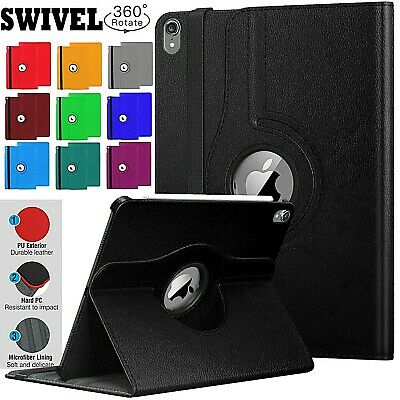 £5.44 • Buy Case Cover For IPad 10.2  8th/7th Gen & Pad Air 3rd Gen Leather 360 Rotate Smart