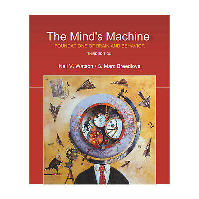 $10.99 • Buy The Mind's Machine Foundations Of Brain And Behavior 3rd Edition [PÐƑ]