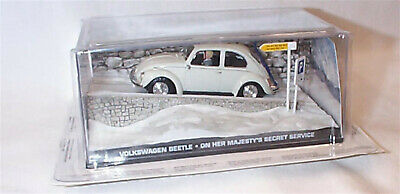 James Bond 007 VW Beetle On Her Majesty's Secret Service New In Sealed Outer • 12.95£