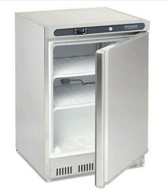 Polar C-series Stainless Steel Under Counter Commercial 140L • 300£