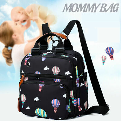 Large Capacity Mummy Baby Maternity Nappy Diaper Bag Waterproof Travel Backpack • 14.88£