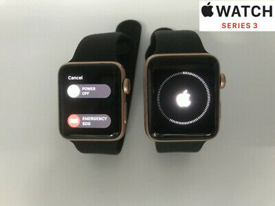 $ CDN219.06 • Buy Apple Watch Series 3 - 38MM - Rose Gold  GPS / Cellular -  Tested Great Cond