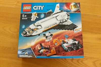 Lego City Mars Research Shuttle (60226) • 10.59£