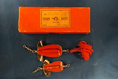 $ CDN13.32 • Buy  Vintage Allcocks Colorado Spoon 1 1/2  Long Missing Hook & 1 3/4  Mint In Box!