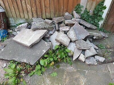 Crazy Paving. Variety Of Size, Free As Long As You Collect All Of It. • 0.99£