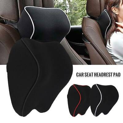 AU20.49 • Buy Auto Car Seat Head Neck Rest Support Cushion Pad Travel Comfort Headrest Pillow