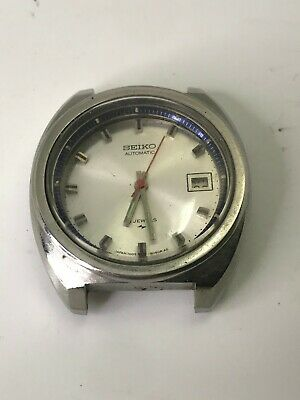 $ CDN74.66 • Buy Vtg Man Watch Seiko Automatic 17j 844297 N 7009-3040 F Dosent Work As-is To Part